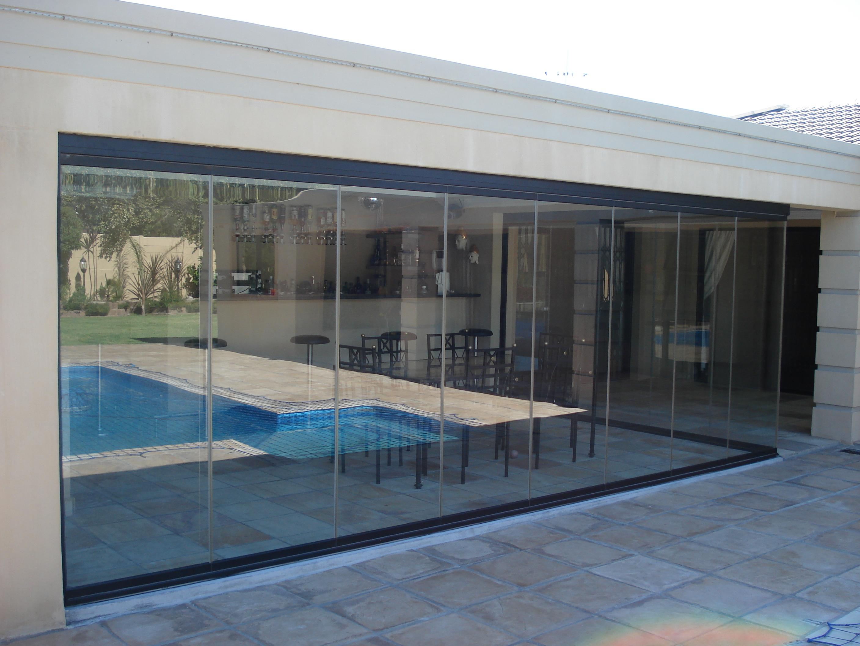 Coulissant pivotant sl25 terrasse - Baie vitree escamotable ...