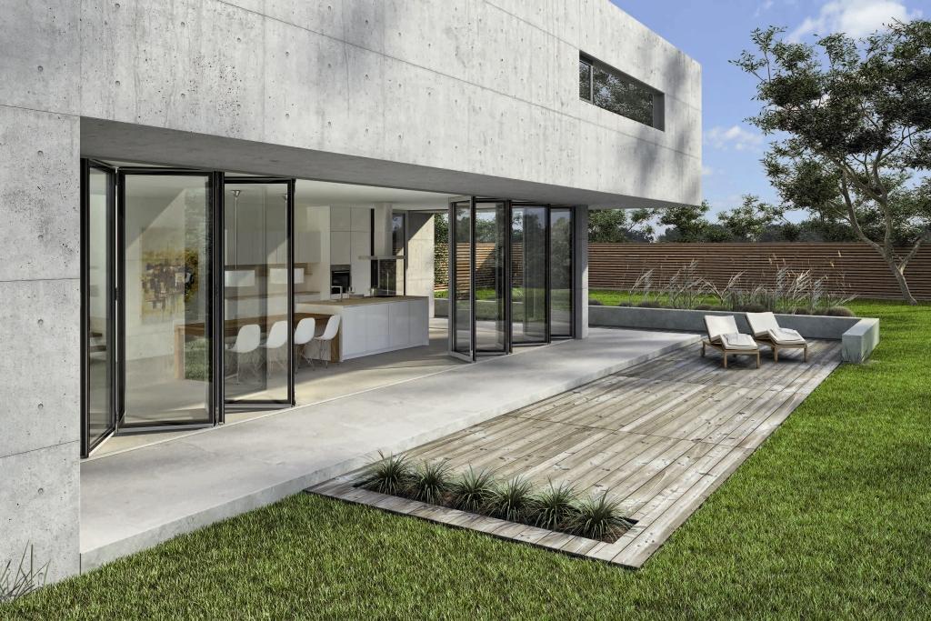 porte pliante sl60 70 80 82. Black Bedroom Furniture Sets. Home Design Ideas